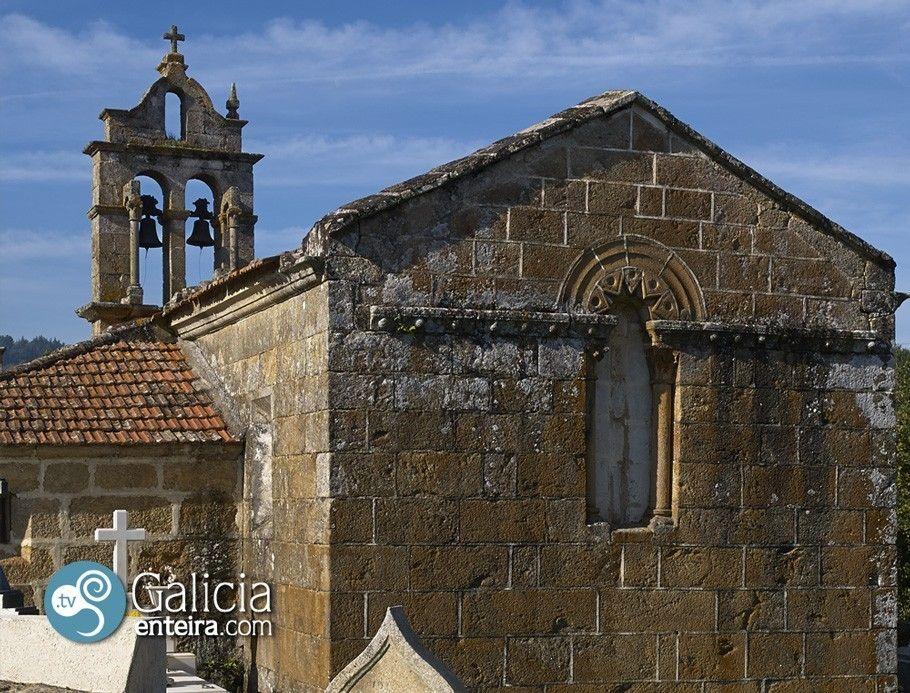 San Pedro de Mourillós - Celanova