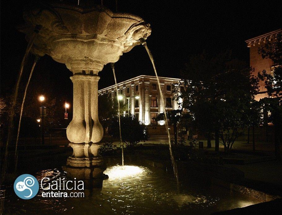 Plaza Obispo Cesáreo - Ourense