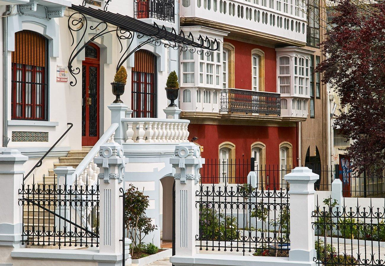 Casa Antón - Ferrol