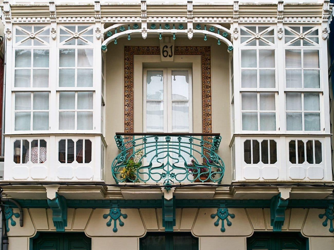 casa Munduante - Ferrol