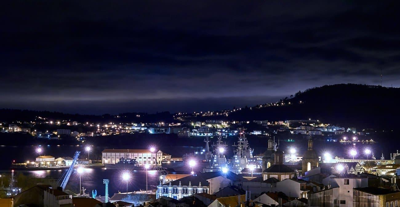 Ferrol - El Camino de Santiago inglés