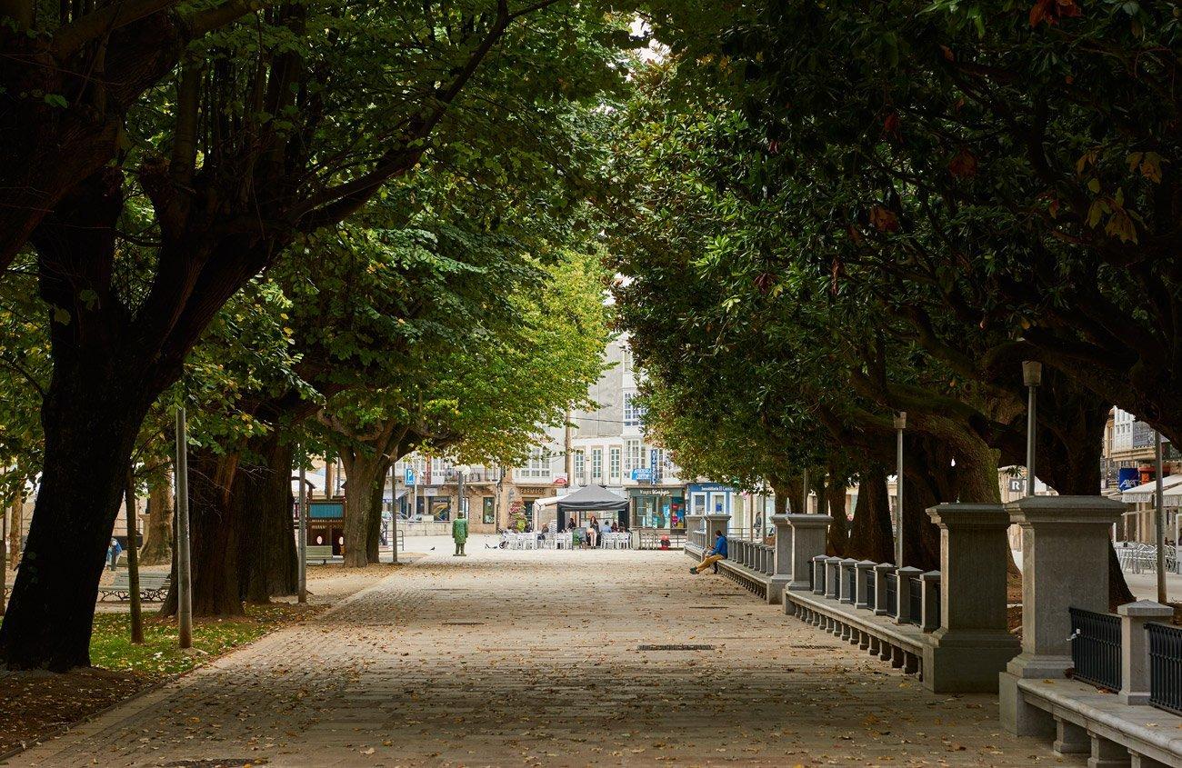 Alameda de Suances - Ferrol