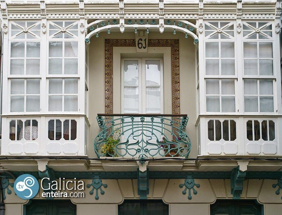Casa Muduante Ferrol