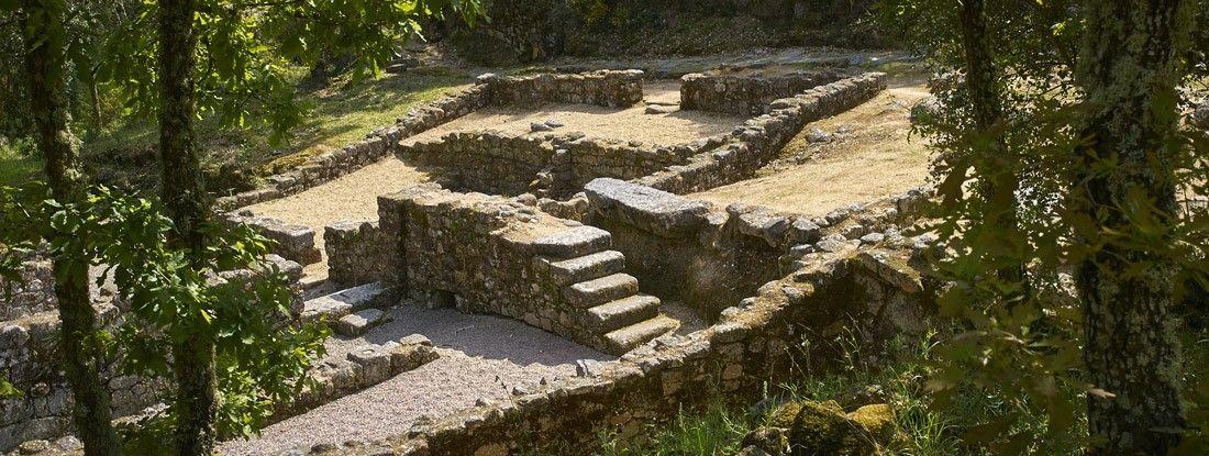 Conjunto Arqueológico Santomé - Ourense
