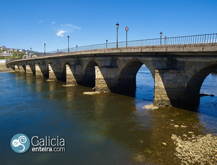 Puente de la Misericordia - Viveiro