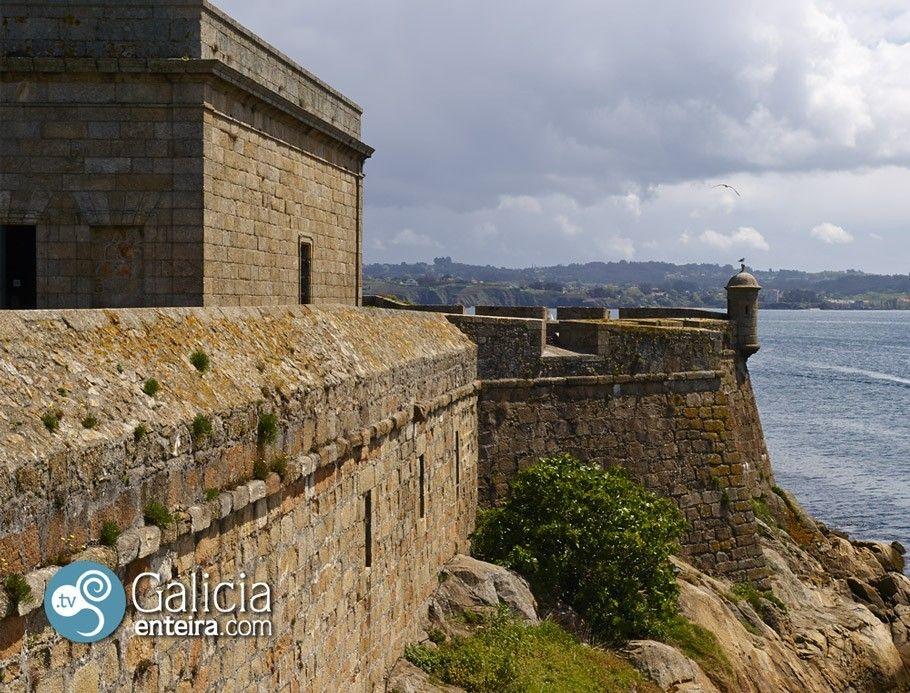 Castillo de San Antón - A Coruña