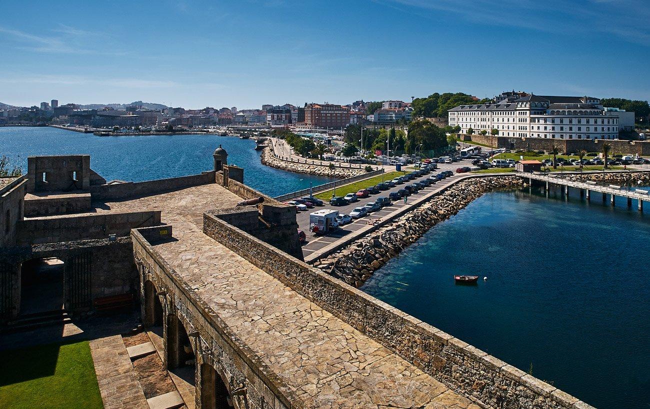 San Antón, el corazón de A Coruña que palpita historia