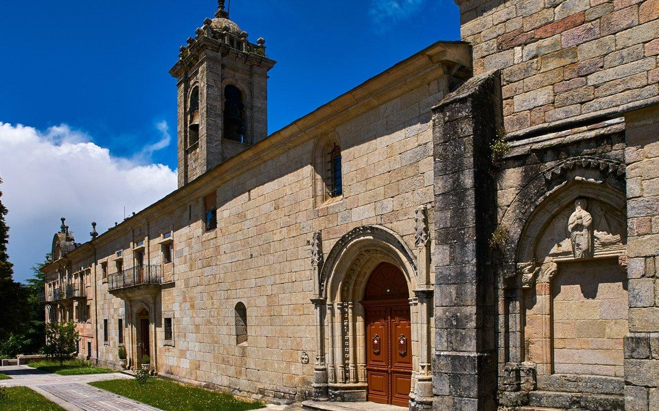 Monasterio de la Magdalena-Sarria