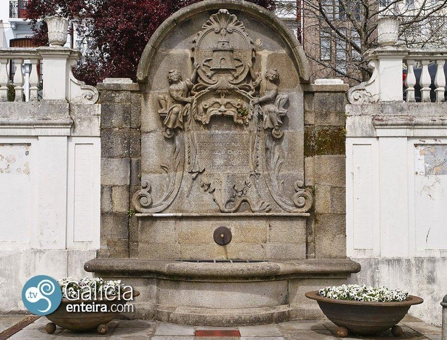 Fuente Real - Ferrol