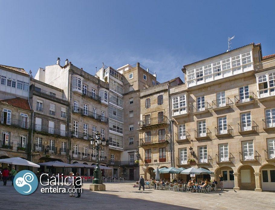 Plaza de La Constitución - Vigo