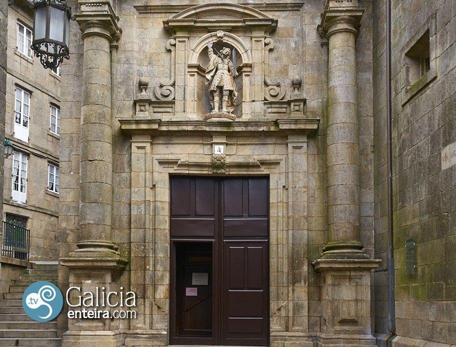 San Paio de Antealtares