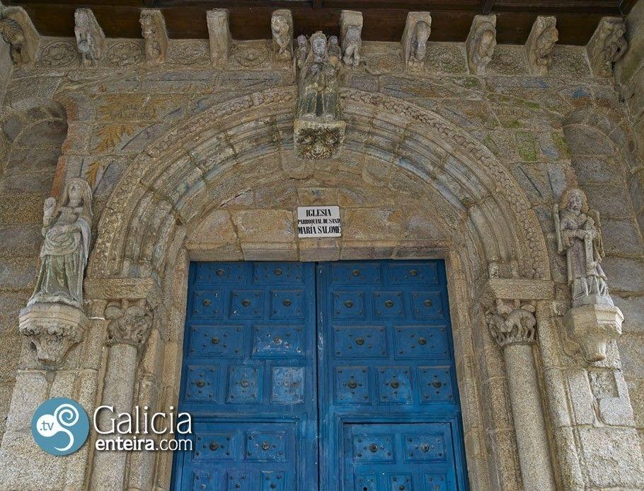 Santa María Salomé - Santiago