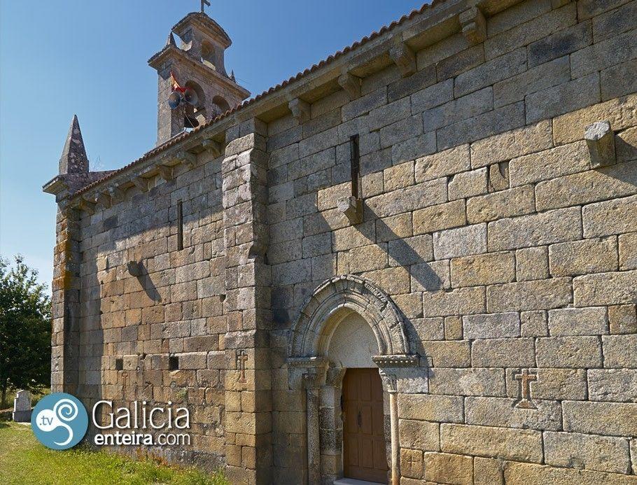 Iglesia de San Martiño de Cameixa - Boboras