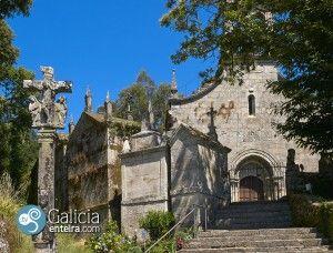 Iglesia de Santa María de Xuvencos - Boboras