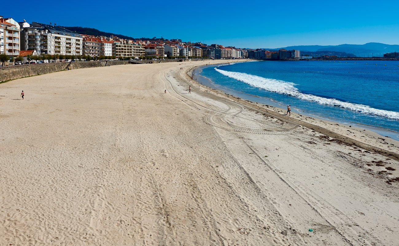 Playa de Silgar- Sanxenso