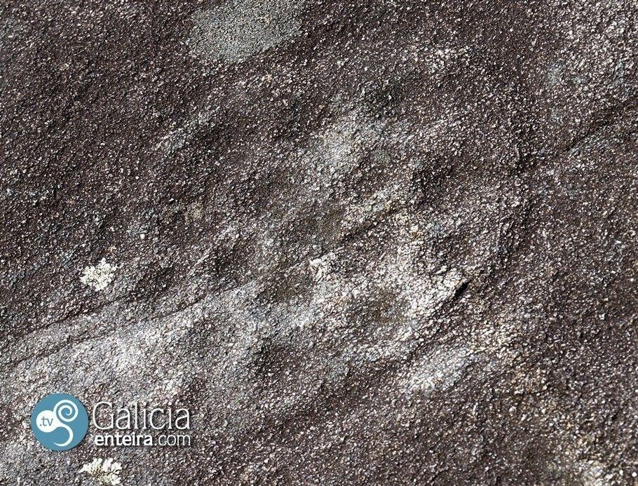 Petroglifos de Tourón