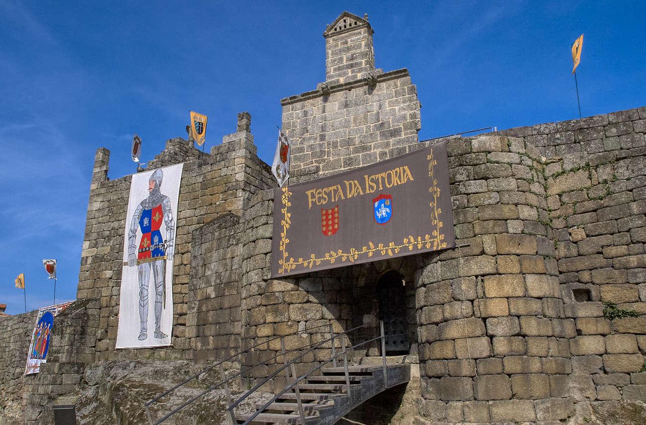 Festa da Istoria en Ribadavia