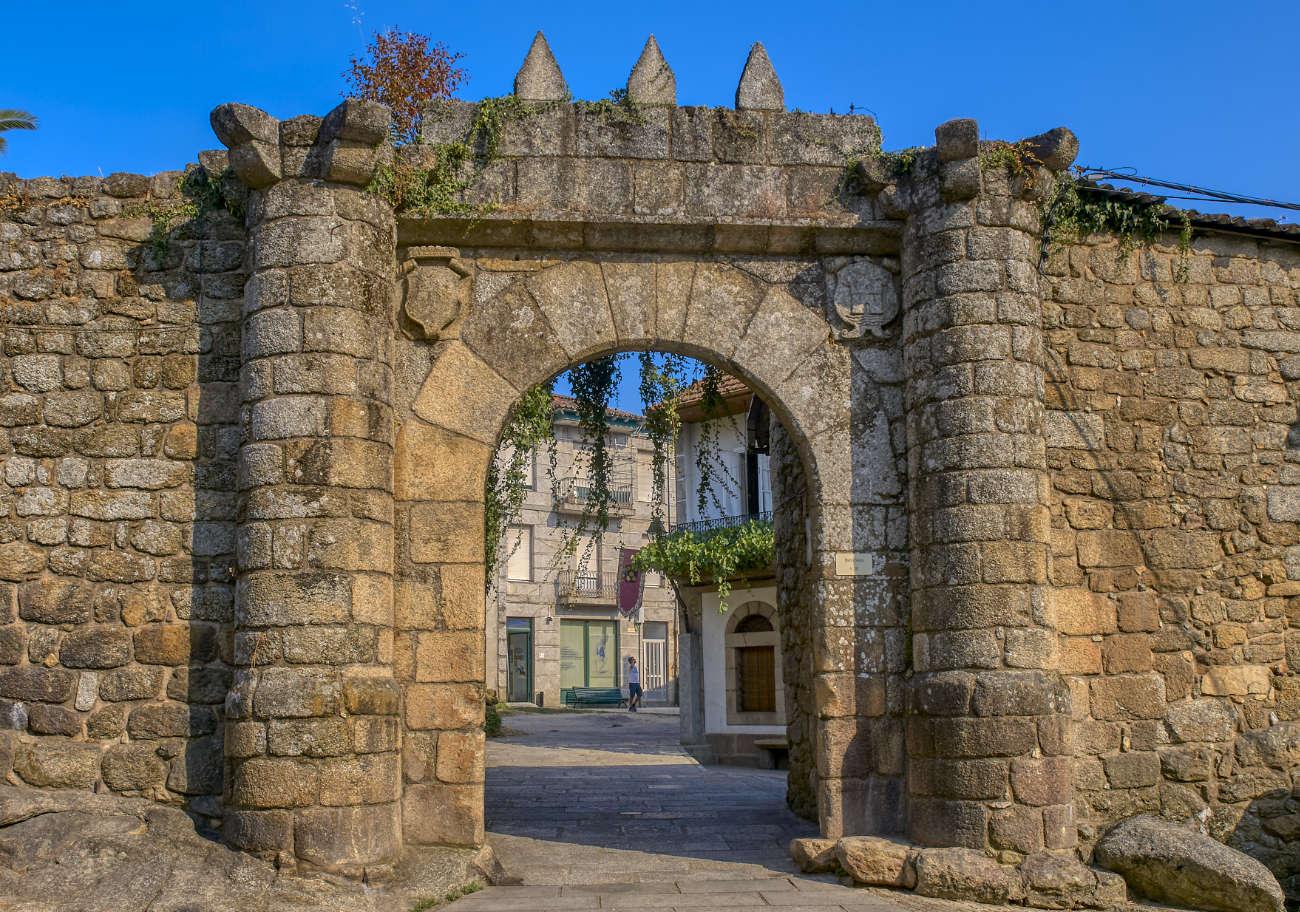 Porta Nova-Ribadavia-Ourense