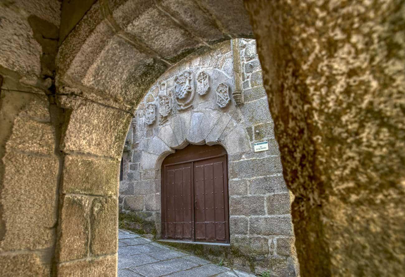 Casa de la Inquisición Ribadavia