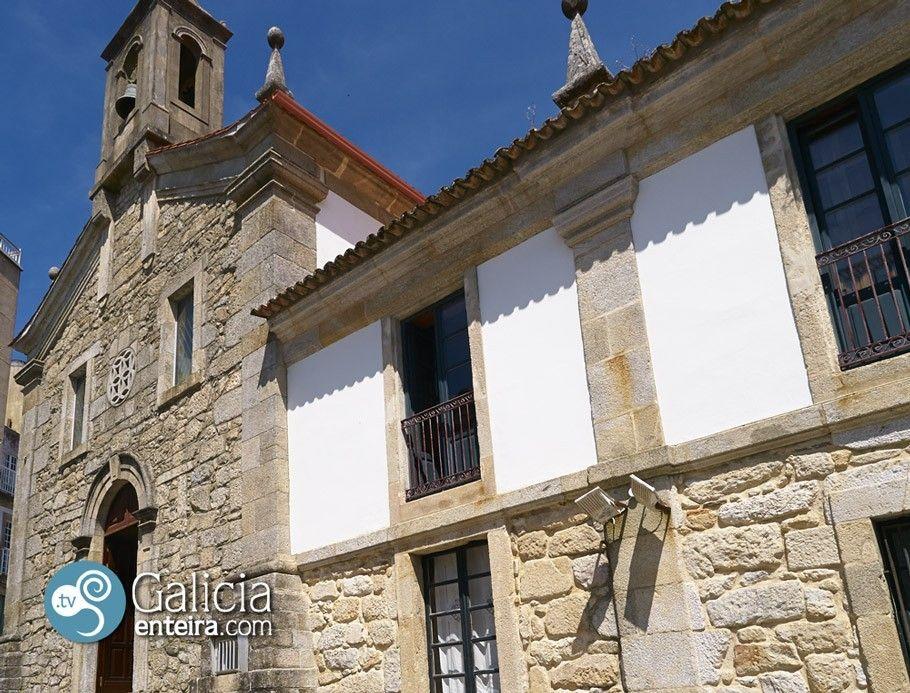 Convento de San Benito - A Guarda