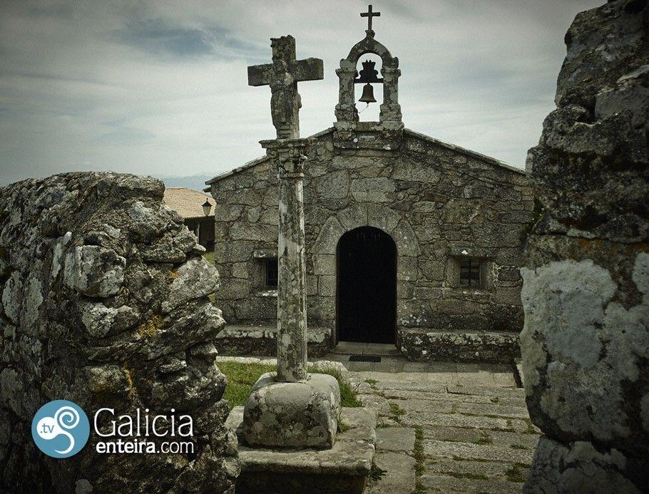 Ermita de Santa Tegra - A Guarda