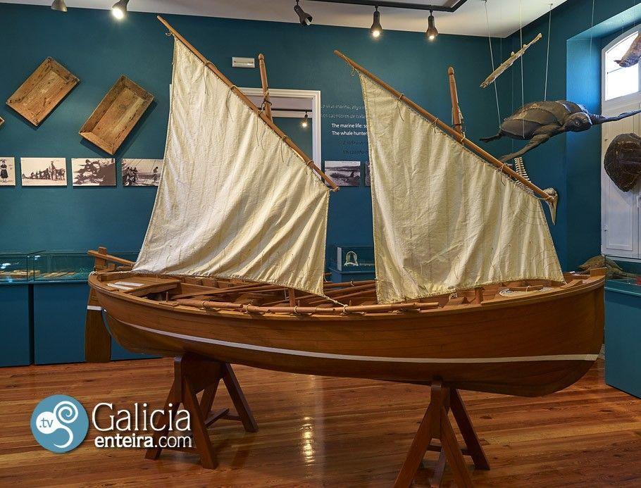 Museo do Mar - San Cibrao