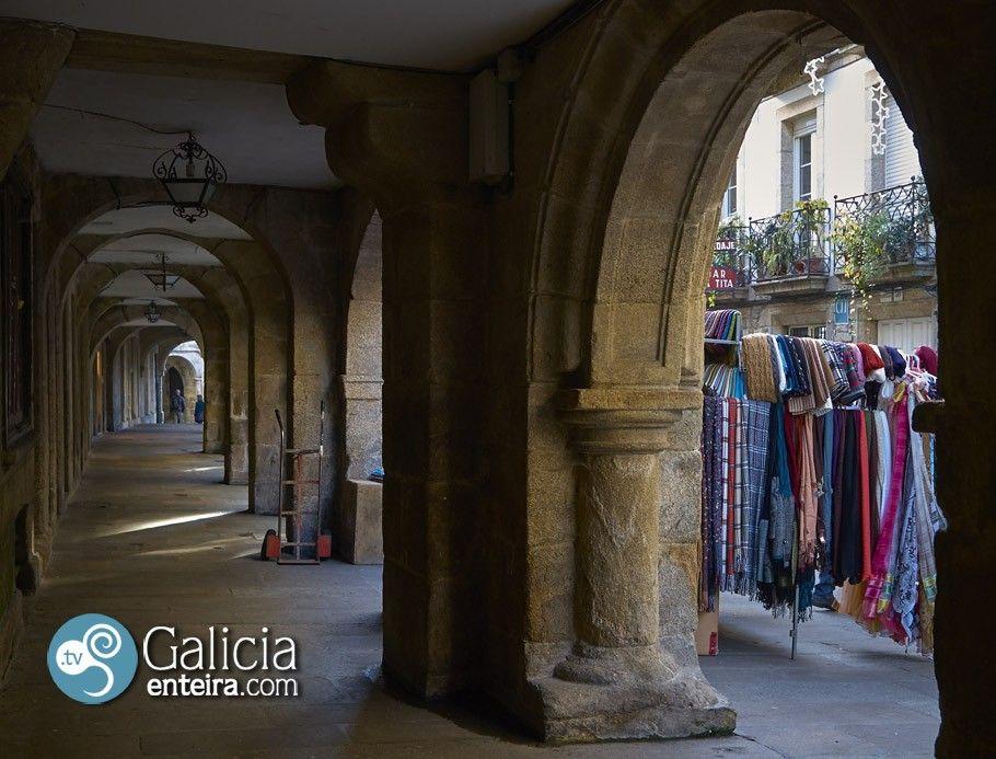 Rúa Nova - Santiago de Compostela