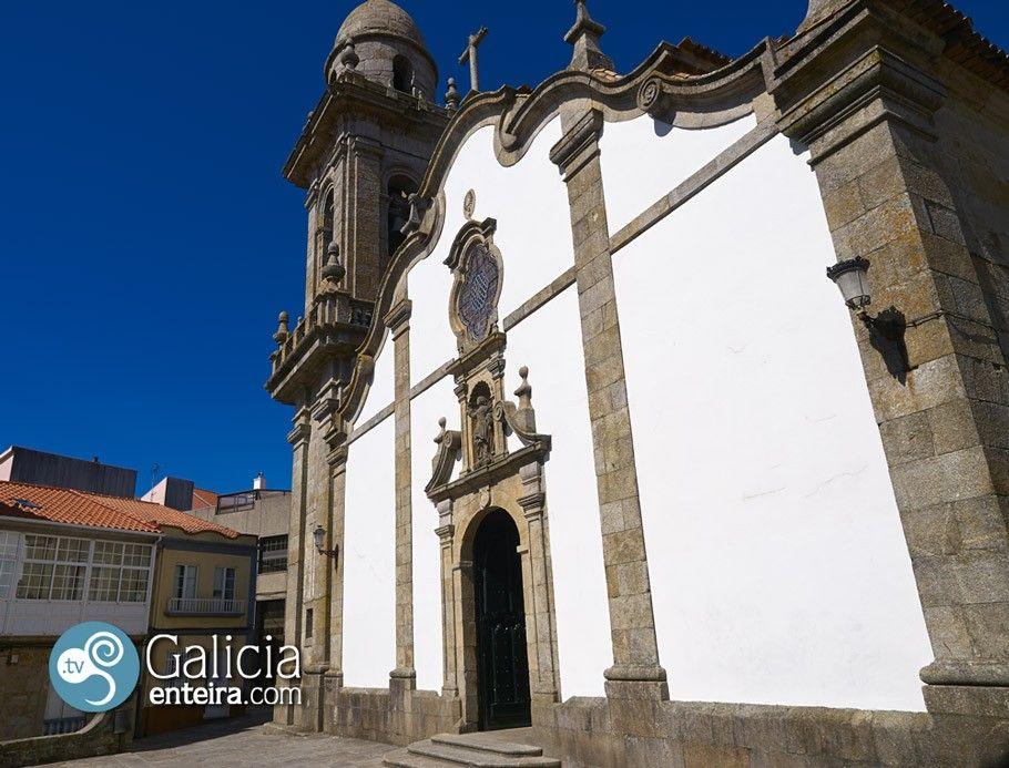 Santa María - A Guarda