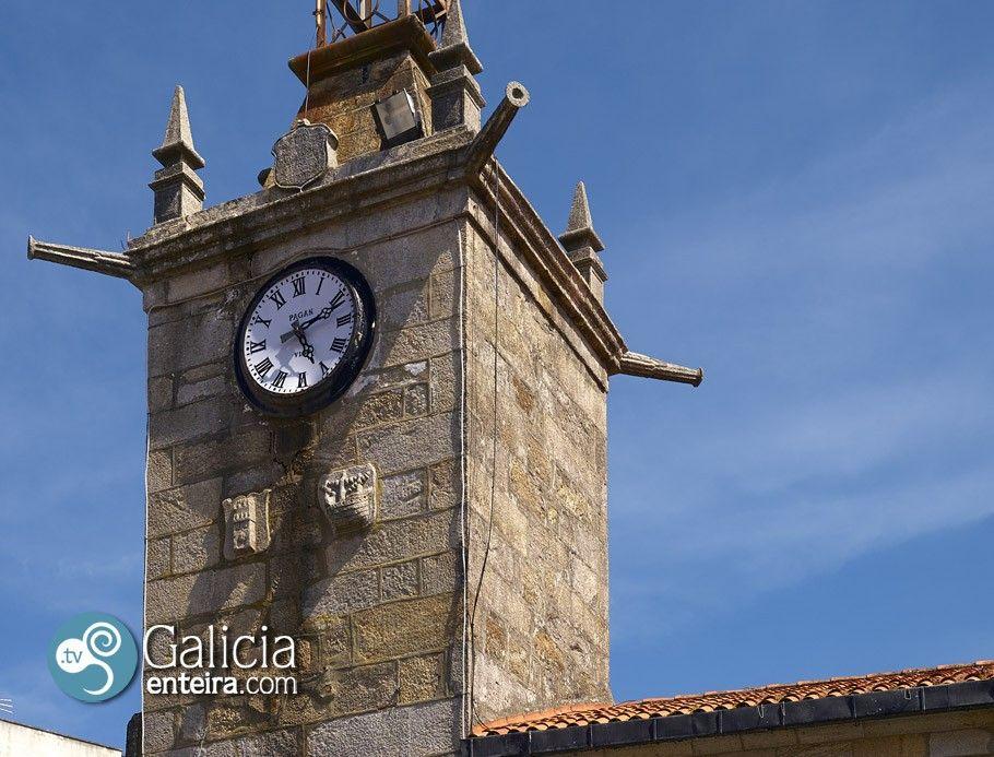 Torre del Reloj - A Guarda