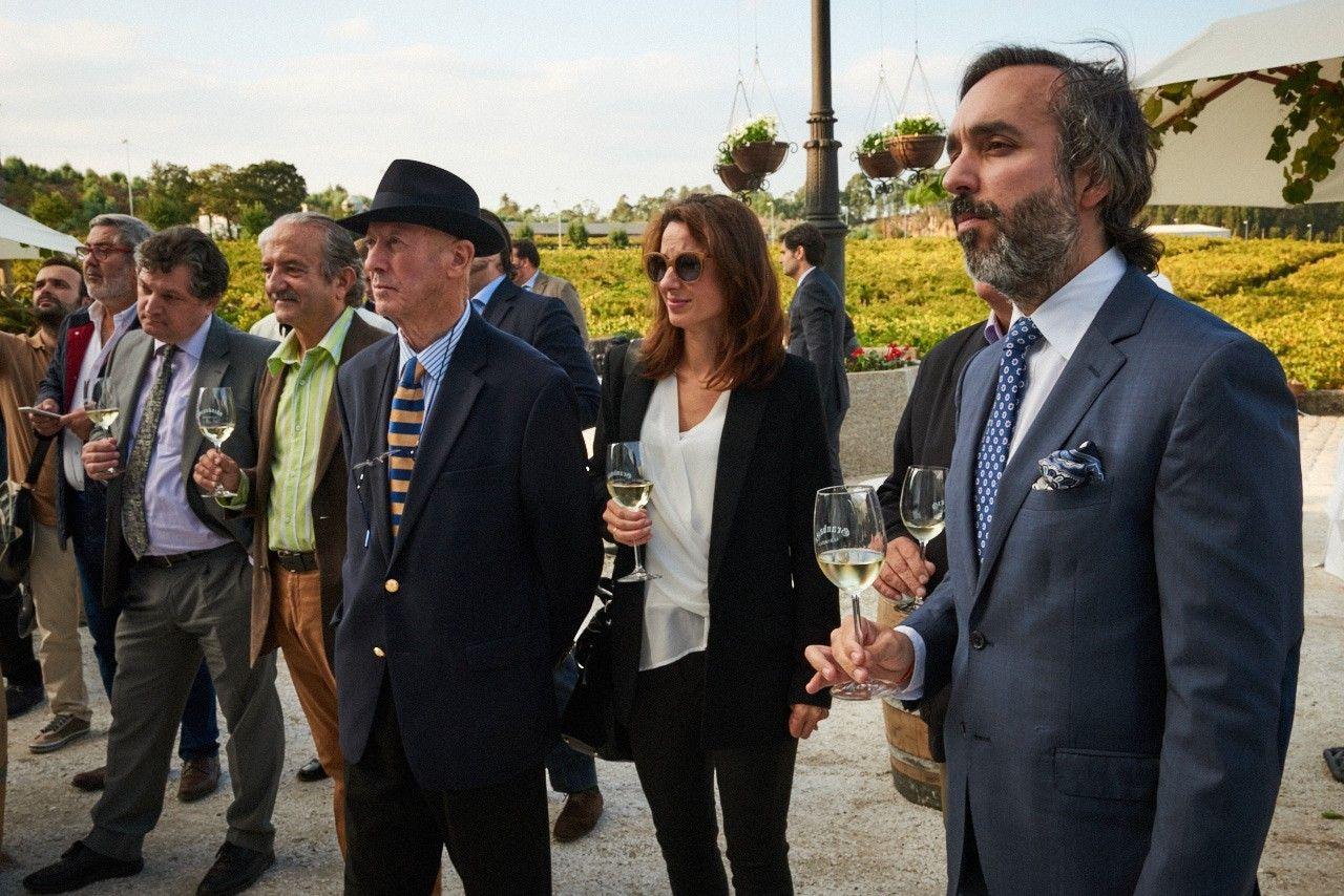 Aniversario 35 vendimias, Agro de Bazán