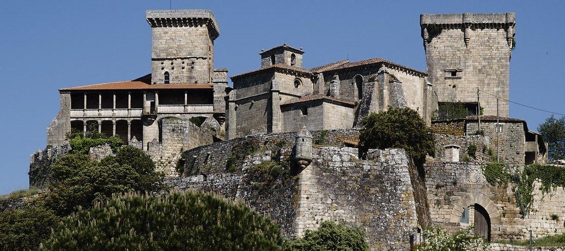 Castillo de Monterrei