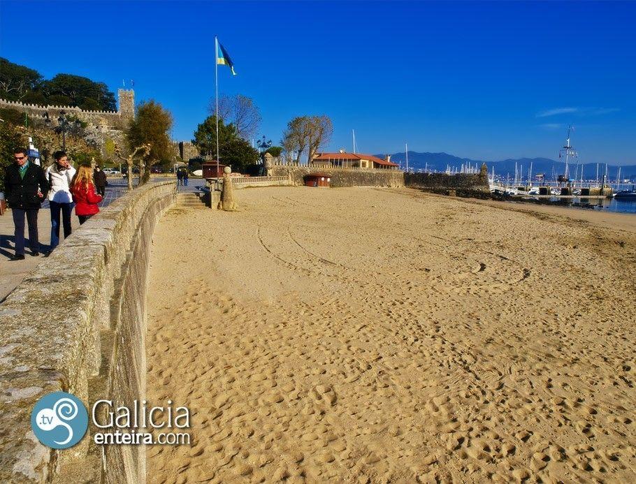 Playa de A Ribeira - Baiona