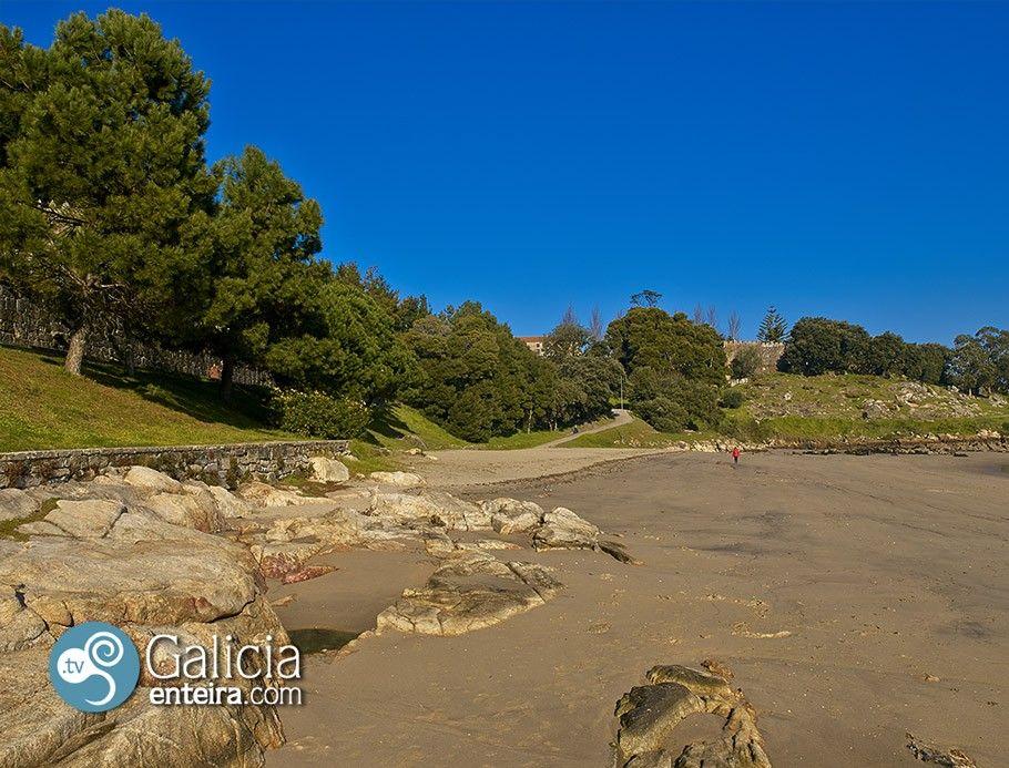 Playa de Barbeira - Baiona