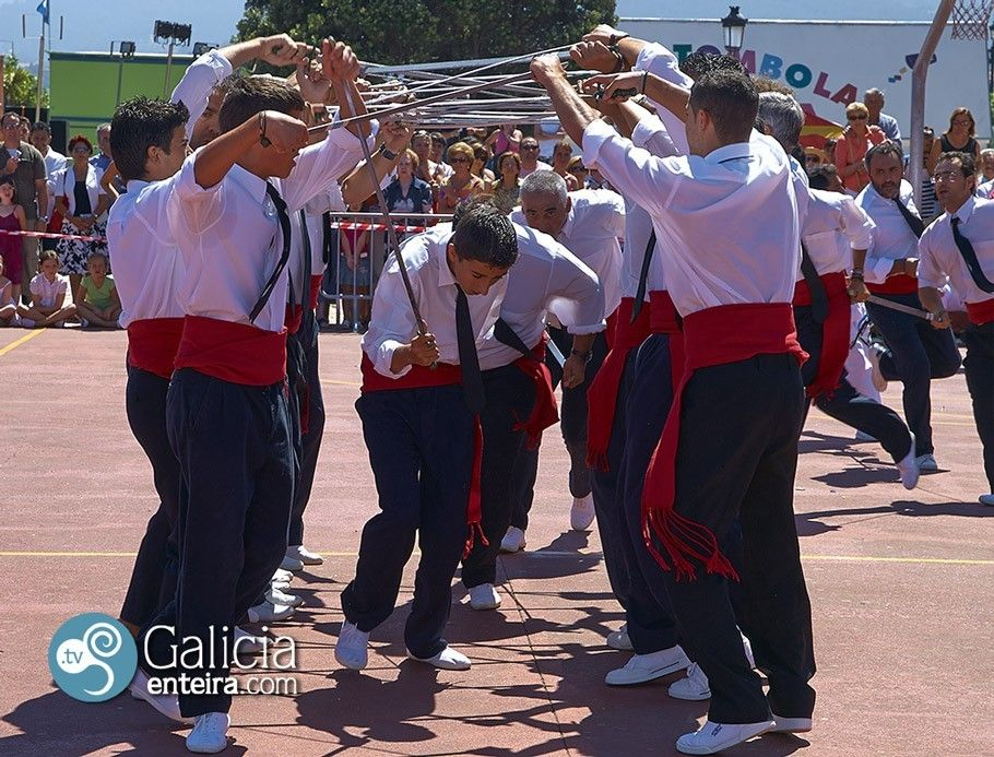 Danza de las espadas - Baiona