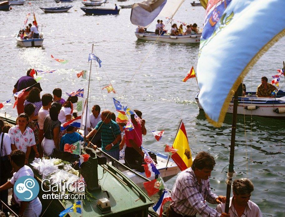 Fiesta del Carmen - Baiona