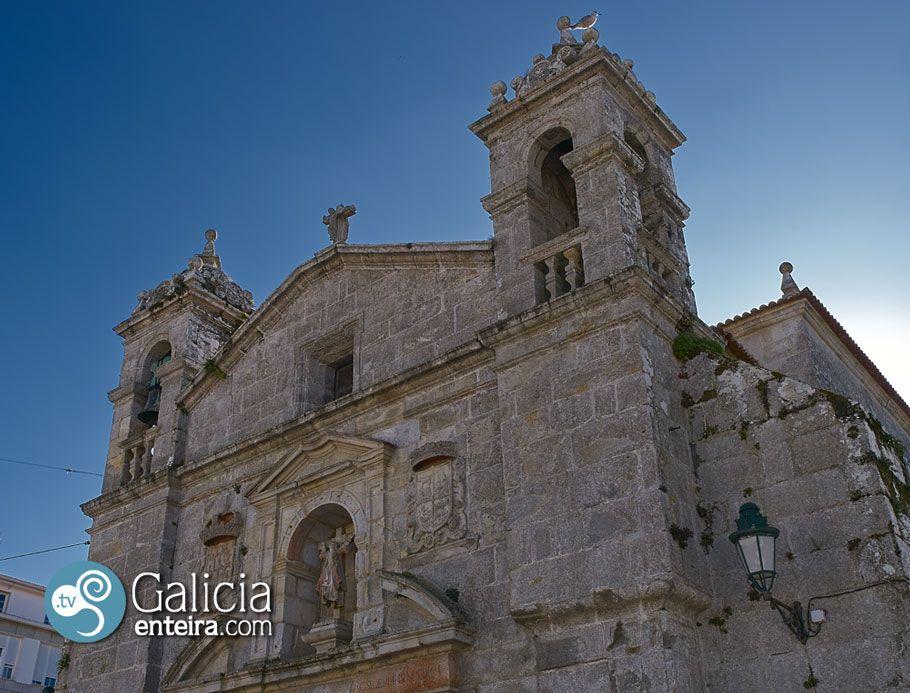 Iglesia de Santa Liberata - Baiona