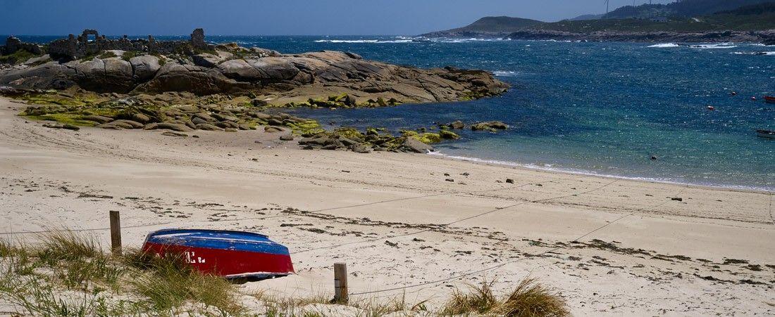 Playas de Cubelas – San Cibrao – Cervo