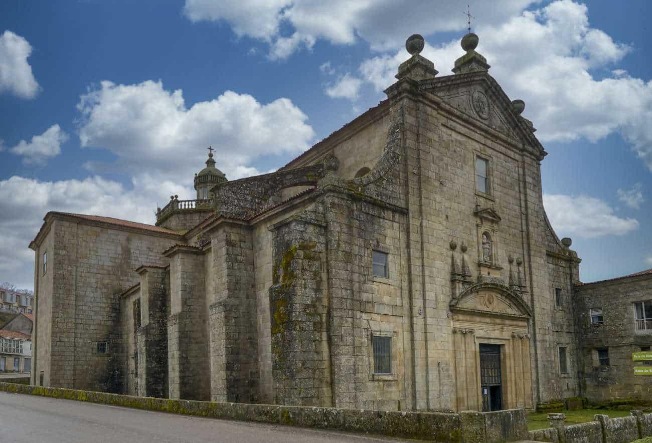 Monasterio de Santa María de Montederramo