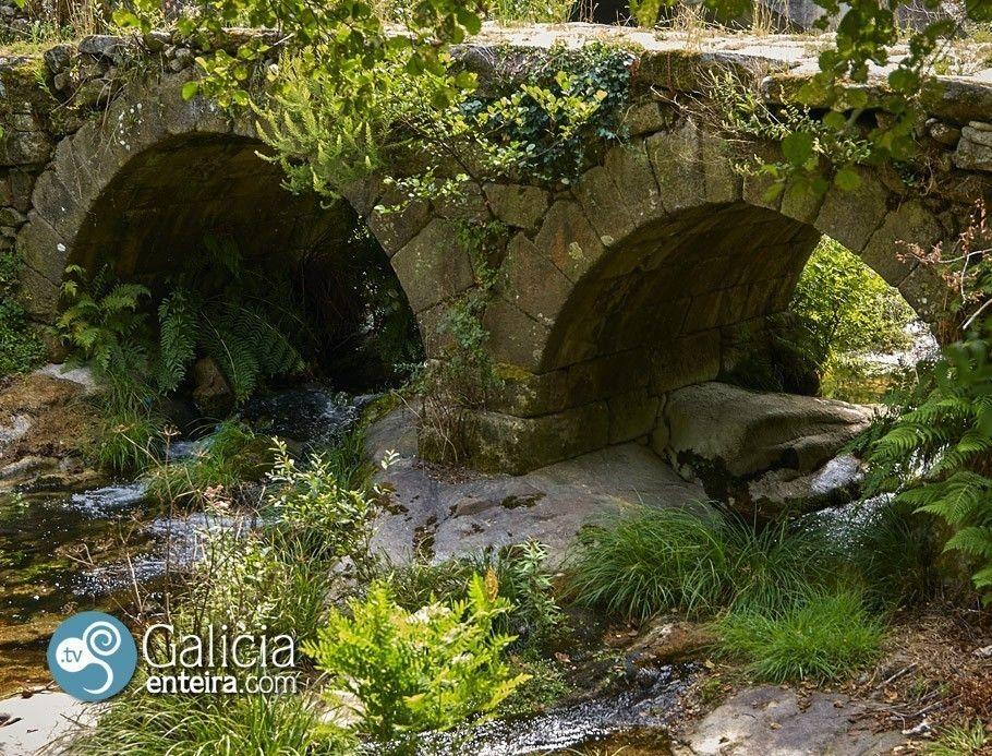 Puente del Parque da Fonte Gaiteira - Catoira
