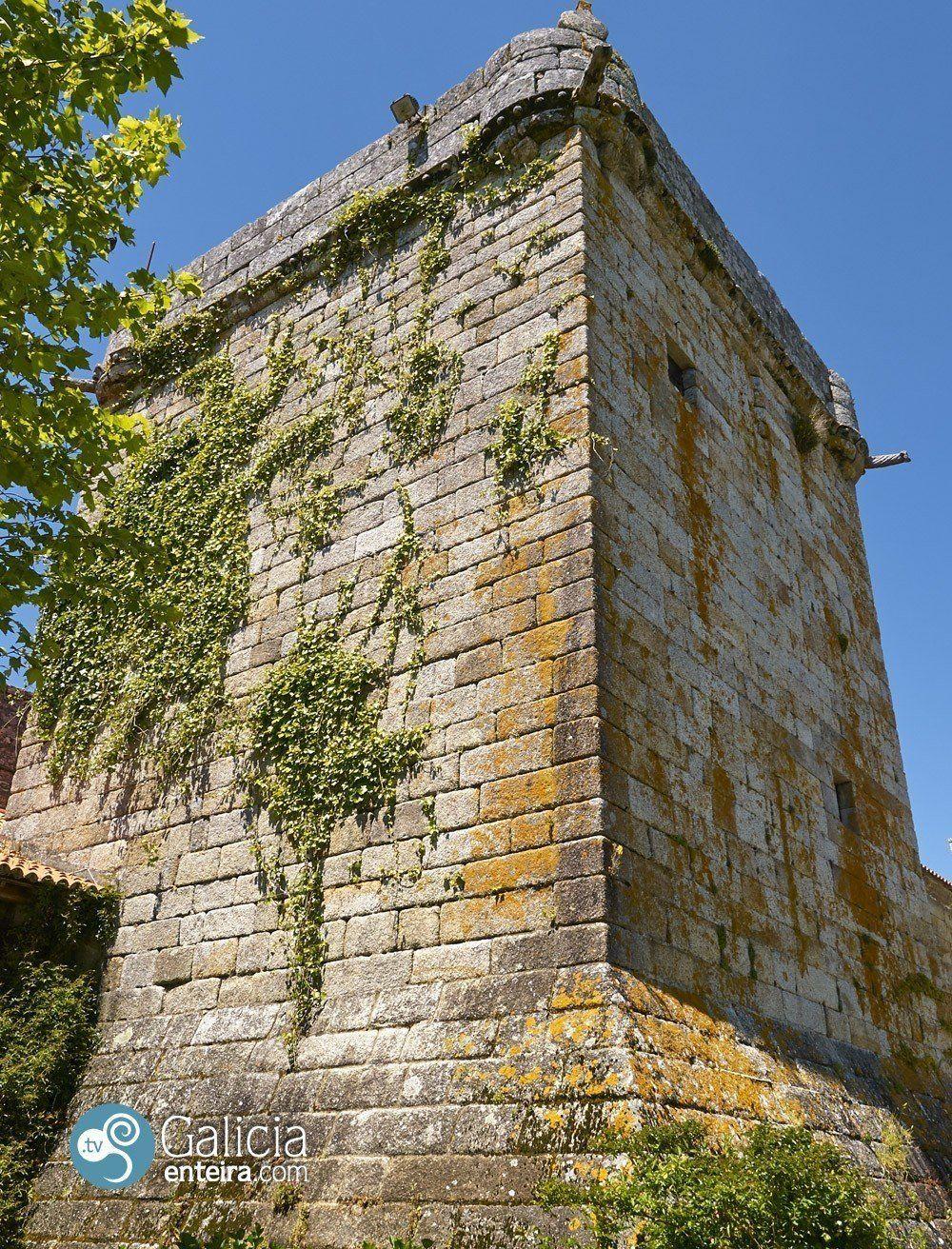 Torre de Xunqueiras - A Pobra do Caramiñal
