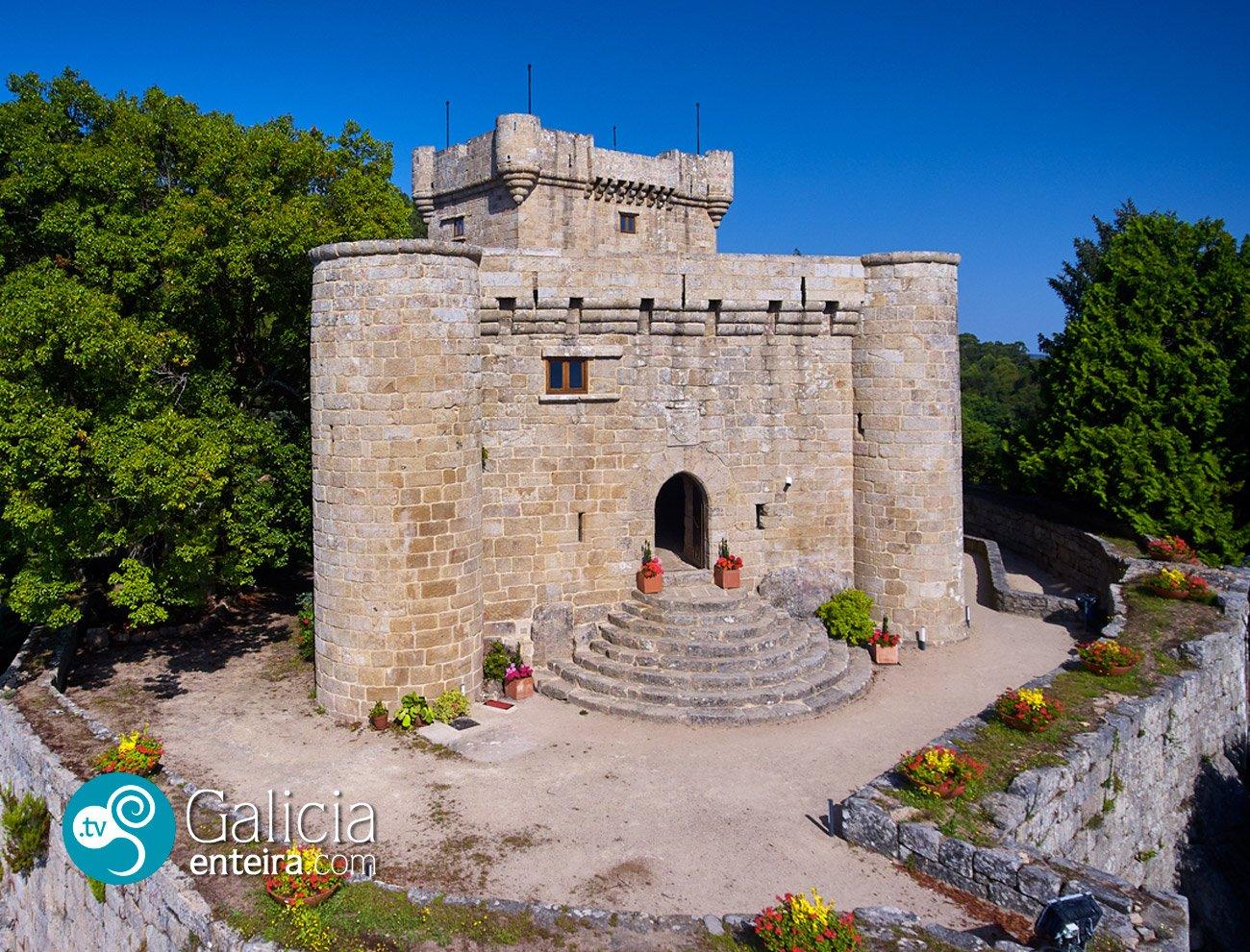 Castillo de Vilasobroso