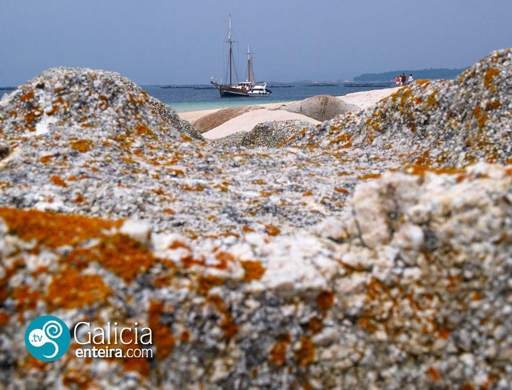 Isla Guidoiro Areoso - A Illa de Arousa