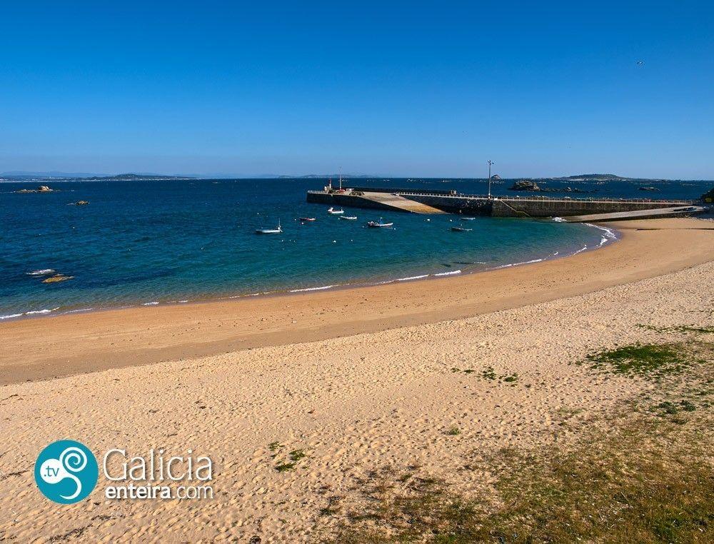 Playa de Castro - Ribeira