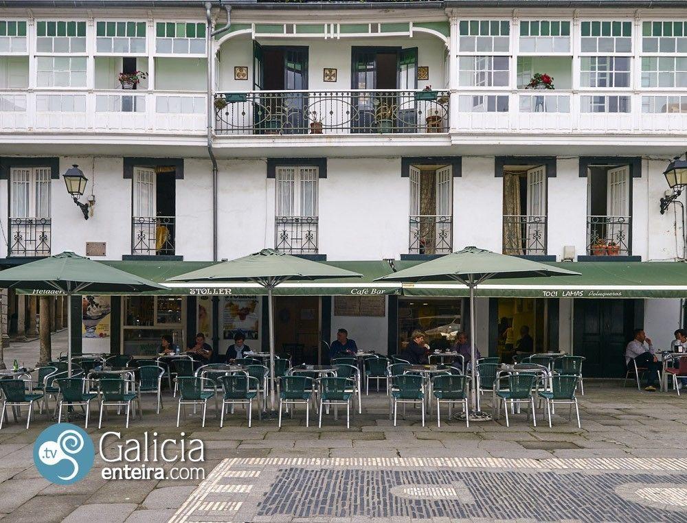Plaza Real - Pontedeume