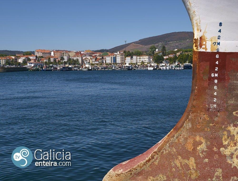 Puerto de A Pobra do Caramiñal
