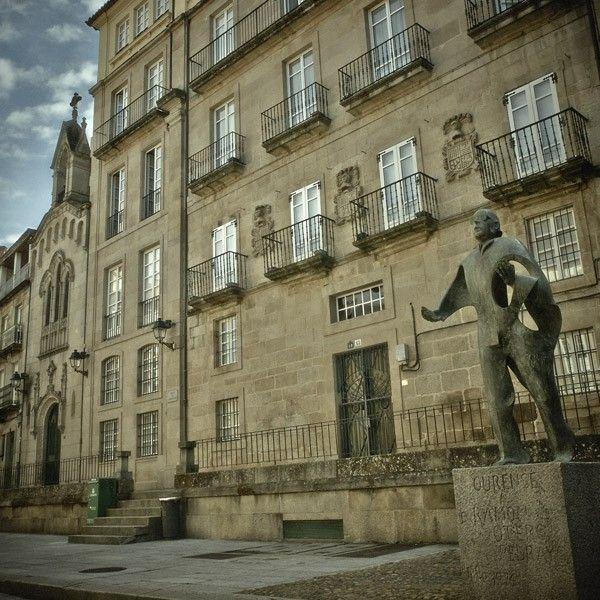 Plaza del Corregidor – Ourense