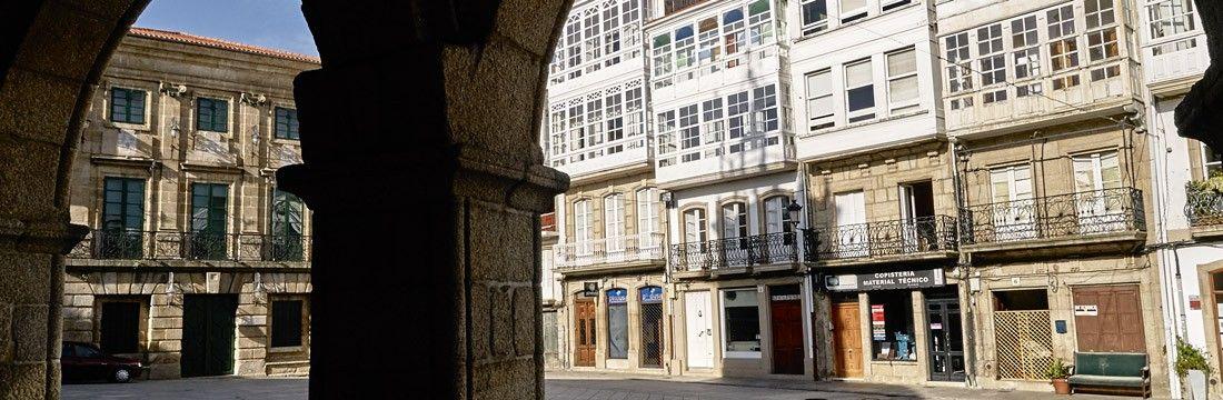 Ayuntamiento - Betanzos