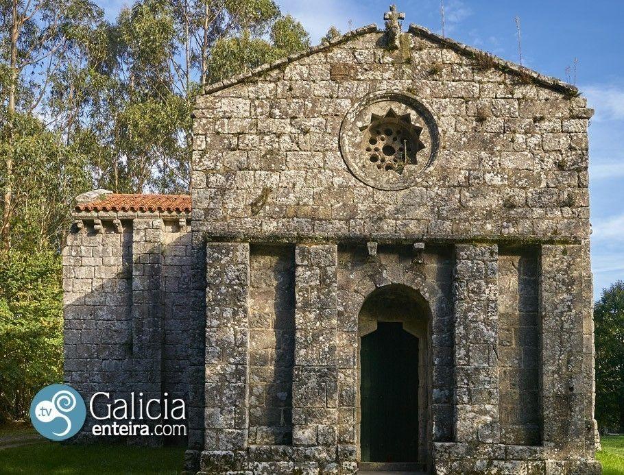 San Miguel de Breamo - Pontedeume