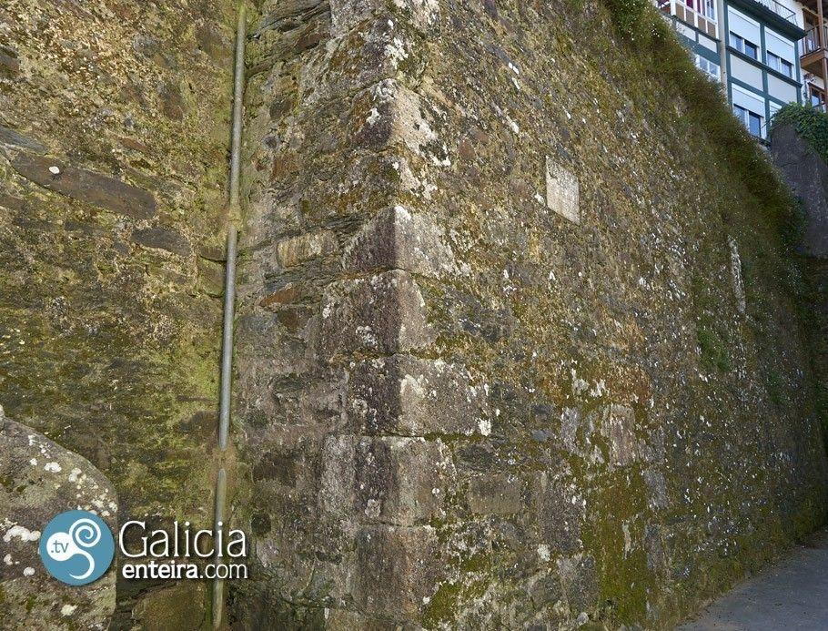 Muralla - Pontedeume