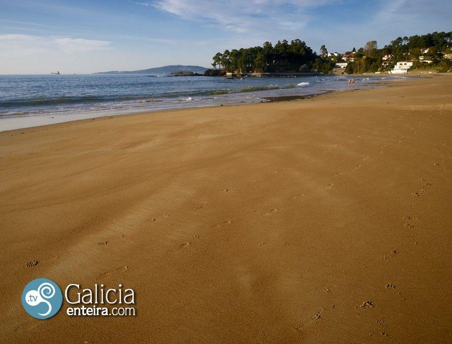 Playa de Perbes - Miño